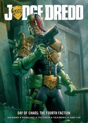 Top 10 best Judge Dredd comic-book stories