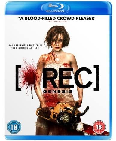 [REC] Genesis: Blu-ray review
