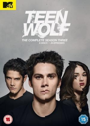 """Teen Wolf Season 3 """"slaps on the blood"""""""