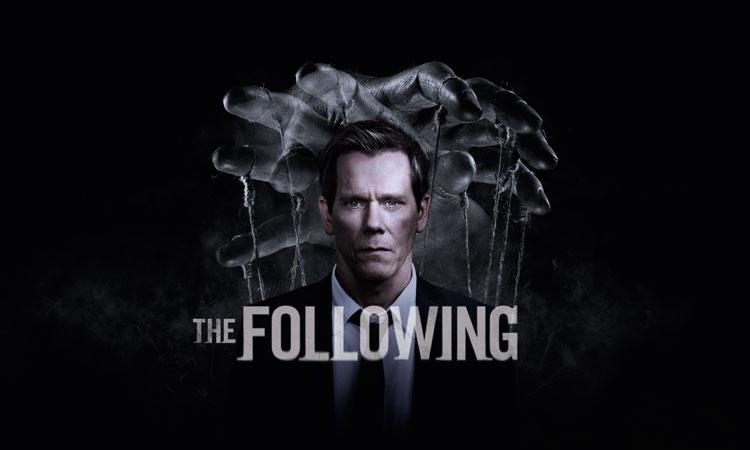 James Purefoy as serial killer Joe Carroll in The Following