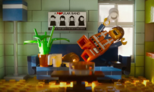 The LEGO Movie film review