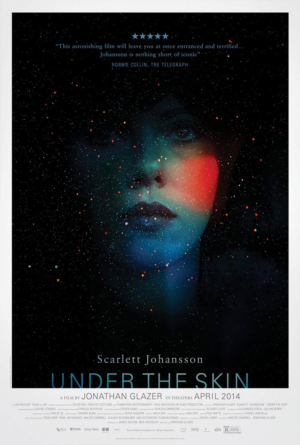 """Under The Skin is """"unfamiliar, foreboding and seductive"""""""