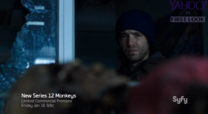 12 Monkeys: this clip from the pilot is intense