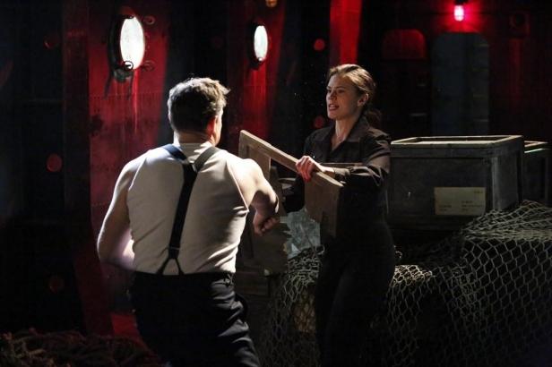 Marvel's Agent Carter episode 3 stills