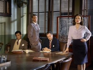 Agent Carter new images give a look at the full cast
