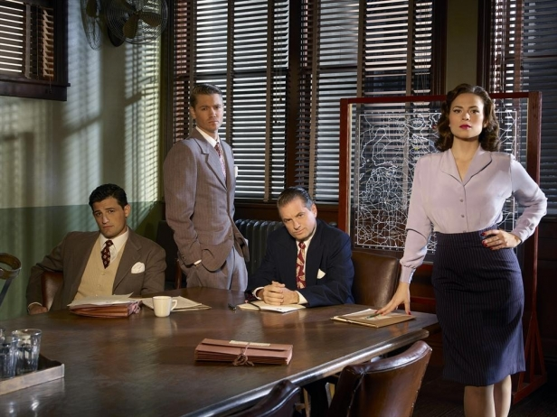 marvel's agent carter photos