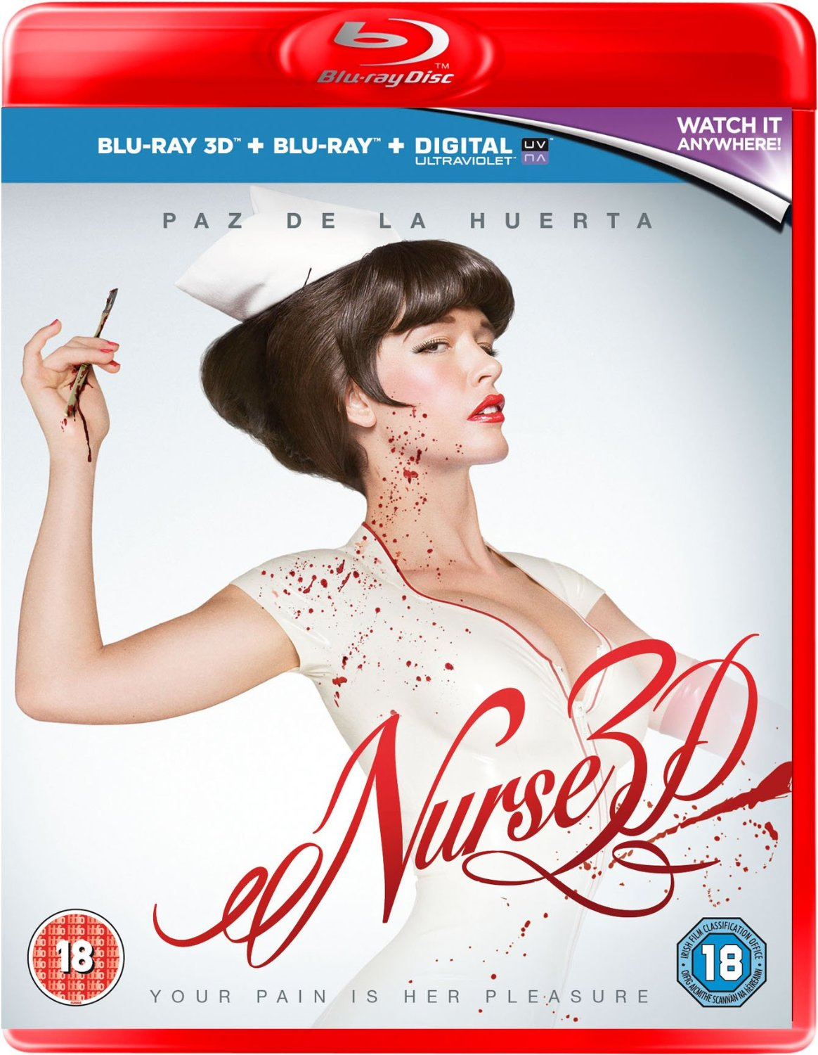 Nurse 3D Blu-ray review