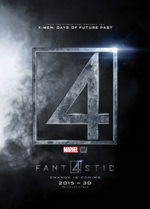 Fantastic Four new poster is dark and mysterious
