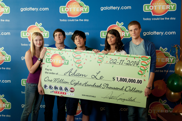 The group win big on the lottery