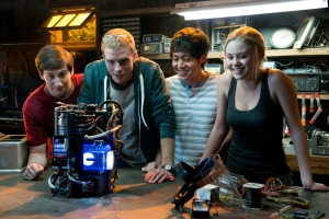 "Project Almanac stars: ""There's more to Michael Bay than explosions"""