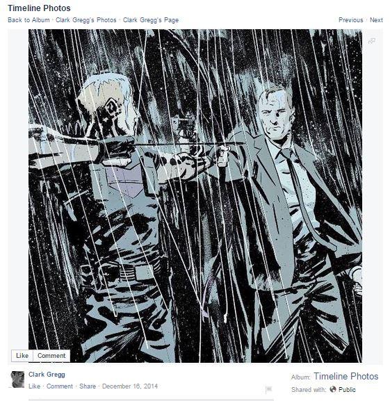 Agents Of SHIELD Hawkeye