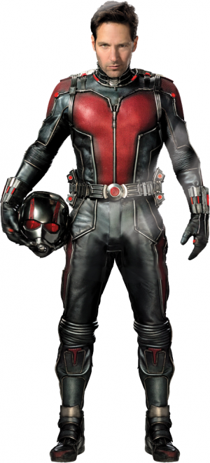 Ant-Man new pictures show costume & cast in detail