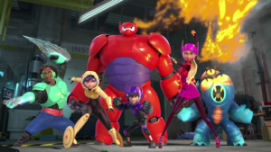 "Big Hero 6 sequel or spin-off chances are… ""hopeful"""