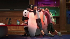 Big Hero 6: meet Disney's newest superheroes