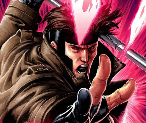 Gambit by Marvel artist Jeremy Roberts