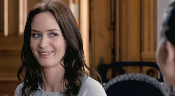 Emily Blunt in The Five Year Engagement