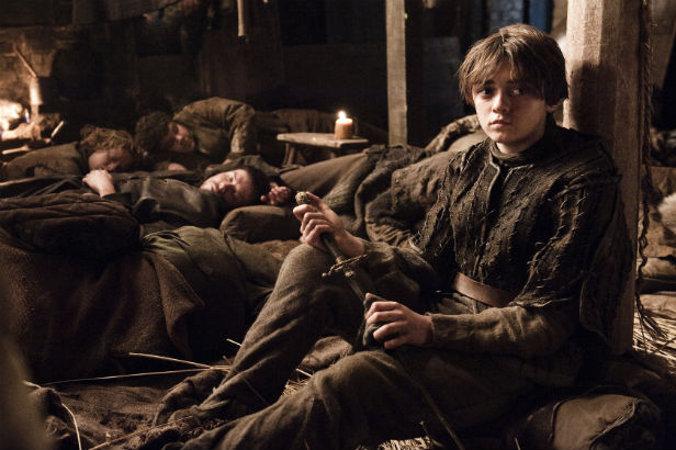 Game Of Thrones Season 5 Arya Stark