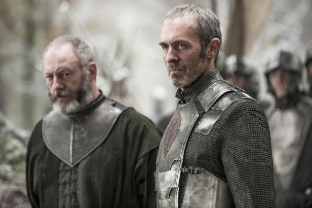 Game of Thrones Season 5 Stannis Baratheon Davos Seaworth