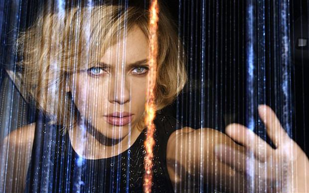 Scarlett Johansson in 2013's Lucy