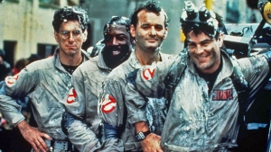 Ghostbusters Dan Aykroyd & Ernie Hudson react to new cast