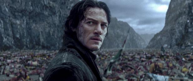 Luke Evans in Dracula Untold