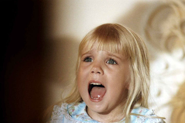 JoBeth Williams as Diane Freeling in 1982's Poltergeist