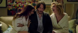 Knock Knock trailer Keanu Reeves gets Eli Roth-ed