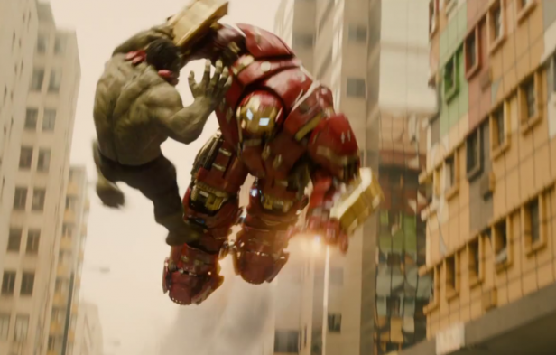 avengers age of ultron hulkbuster tv spot trailer