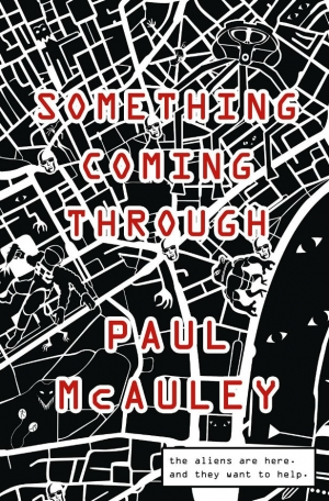 Something Coming Through by Paul McAuley book review
