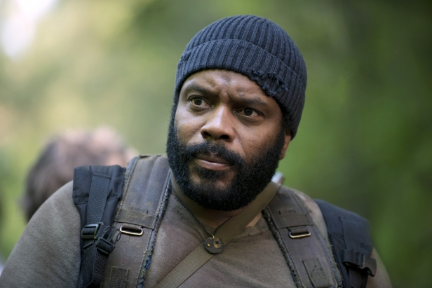 chad l coleman tyreese backstory the walking dead season 5