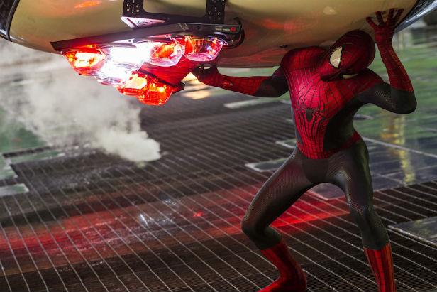 The Amazing Spider-Man Garfield