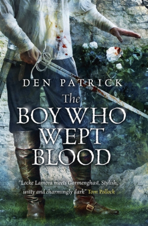 The Boy Who Wept Blood by Den Patrick book review