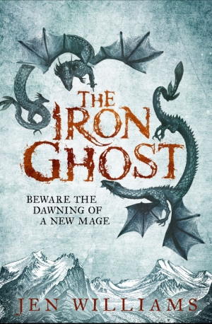 The Iron Ghost by Jen Williams book review