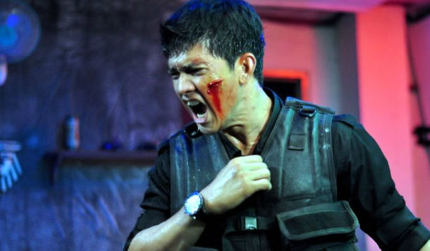Iko Uwais in 2011 martial arts hit The Raid: Redeption