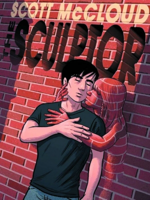The Sculptor by Scott McCloud graphic novel review