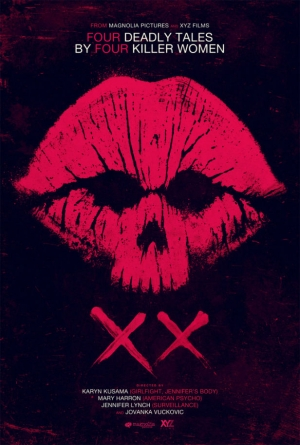 XX first poster for horror anthology goes in for a kiss