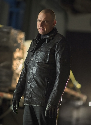Arrow Season 3 spoilers: Vinnie Jones' Brick first look