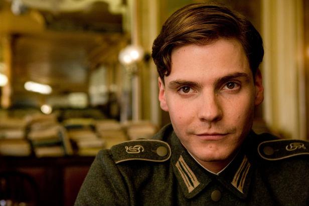Daniel Bruhl in Inglorious Basterds