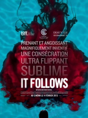 It Follows French posters are big on style and praise