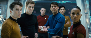 Star Trek 3 new writer is one of the cast