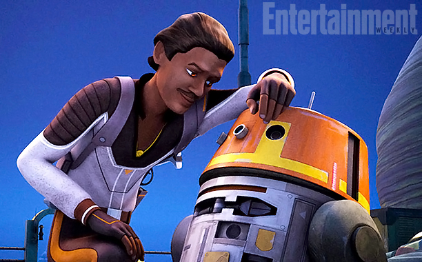 Billy Dee Williams returns as Lando in Star Wars Rebels Episode 11