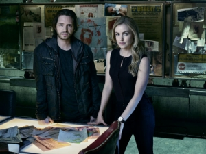 "12 Monkeys TV show ""isn't the film"" says Amanda Schull"