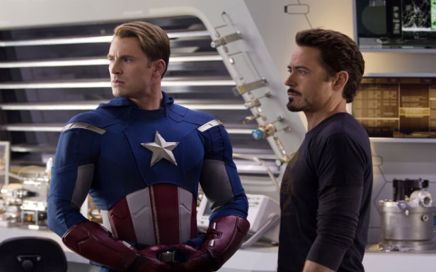 Cap and Tony Stark will go head to head in Captain America: Civil War