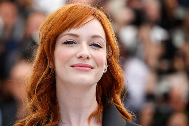 Mad Men's Christina Hendricks has joined the cast of The Neon Demon