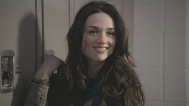 Crystal Reed in Teen Wolf