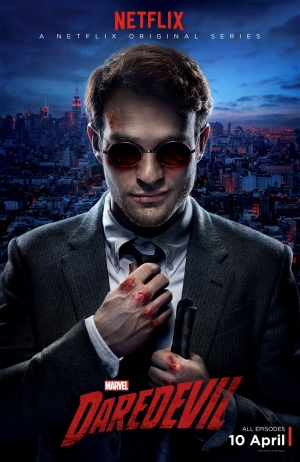 Daredevil new Charlie Cox poster has mad swagger