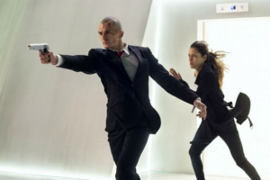 Hitman Agent 47 trailer shoots up the screen