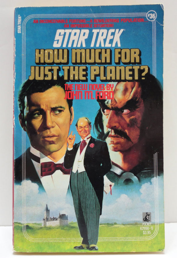 How Much For Just The Planet Star Trek