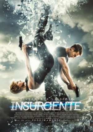Insurgent goes out guns blazing in new poster