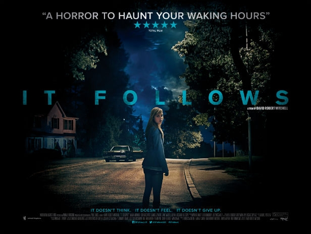 Win It Follows poster and soundtrack! - SciFiNow - The World's Best Science  Fiction, Fantasy and Horror Magazine